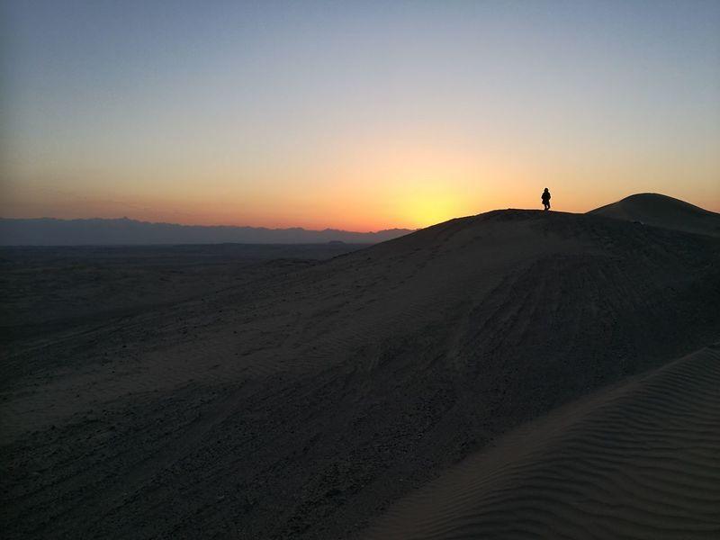 Sunset in desert Travel Sunset Landscape Tourism Nature Outdoors Desert Beauty In Nature Traveling EyeEm Iran Irantravel IranNature Iran Nature Iran♥ Middleeast Deserts Around The World Desert Sunset Desertcenter