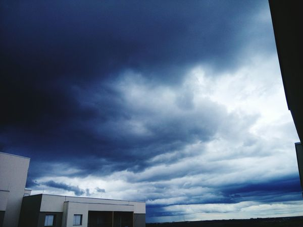 Jaú Blue Sky Cloud - Sky