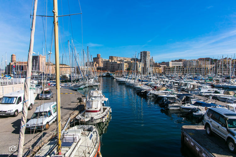 Boat Boats France Marseille Marseille Old Port Old Port Vieux Port Vieux Port De Marseille