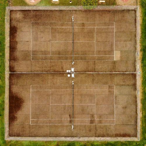 Tenis No People