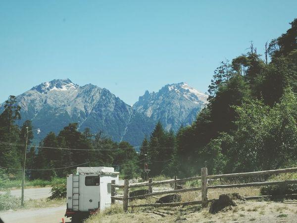 Nature Landscape Mountains Bariloche Bariloche, Argentina