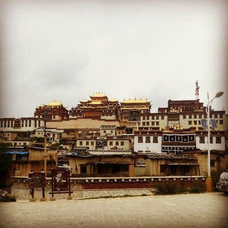 Tibet Shangrila China Chinesetraditional culture life Buddhist travel instalife