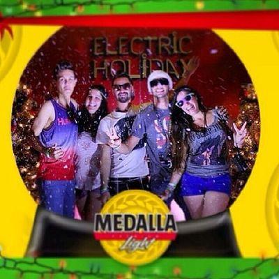 Zedd ElectricHoliday Epic MedallaLight