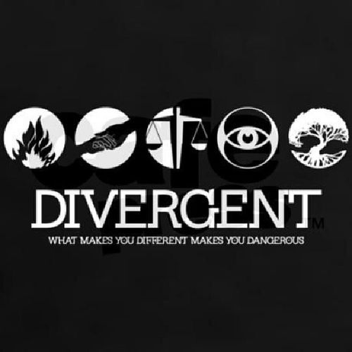 Done watching Divergent ! A must watch movie. Can't wait to watch the next two. Dauntless Abnegation Erudite Candor Amity