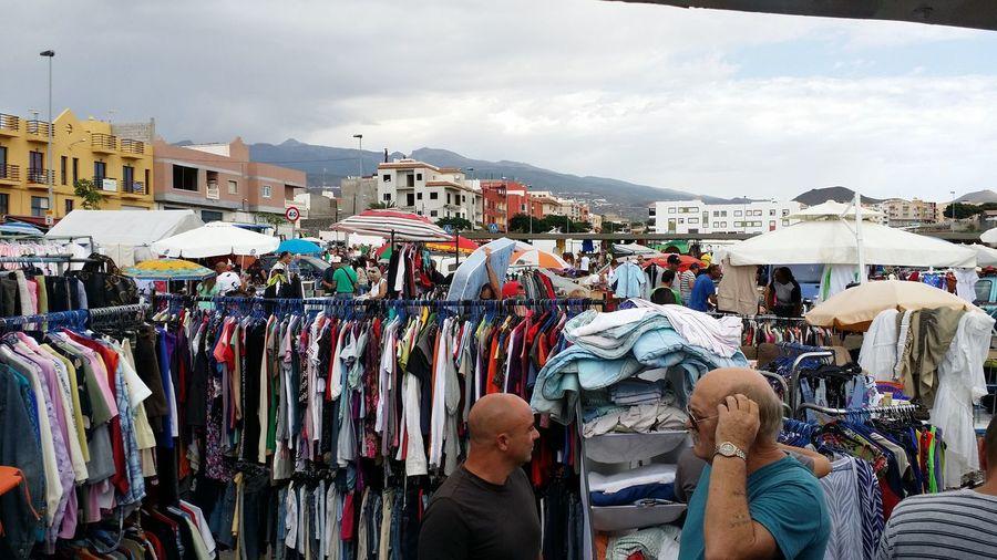 Guargacho rastro , Tenerife