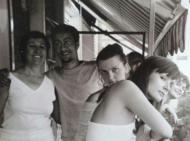 Friends Nostalgia 2004 Summer Goodtime