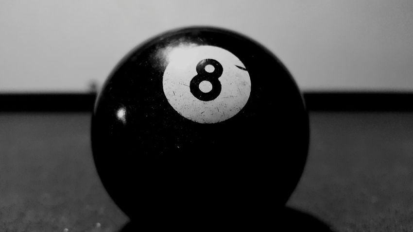 ..and the magic 8 balls says....
