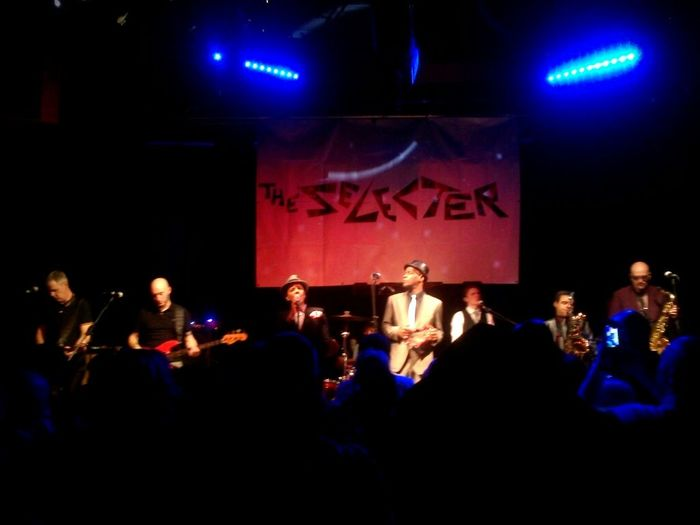 Soundtrack Of Our Lives Gig The Selecter Band Stage