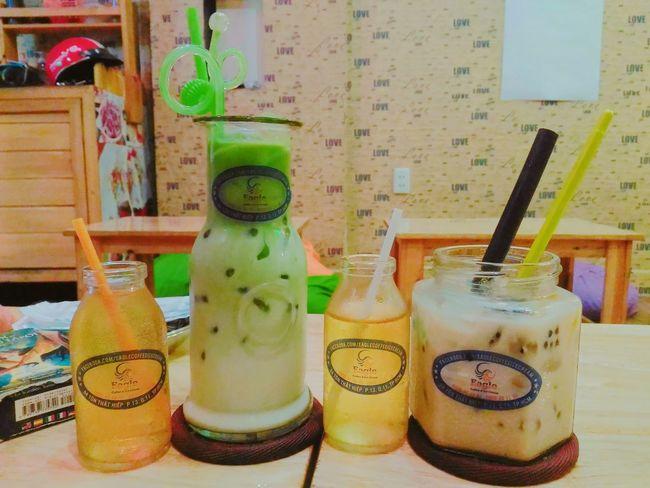 [ Milk tea <3 Yummy~~~ ] Drink Time Milktea Shake Sweet Indoors  Chatting Tarotreader