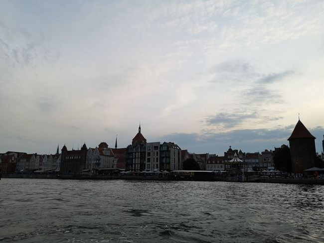 Gdansk, get me far away to know you closer... Walking Views Huawei P20 Pro Nature Colors Remembering Treasure Citysquare City Cityscape Urban Skyline Sunset Sky Architecture Building Exterior Built Structure Cloud - Sky Old Ruin Historic EyeEmNewHere