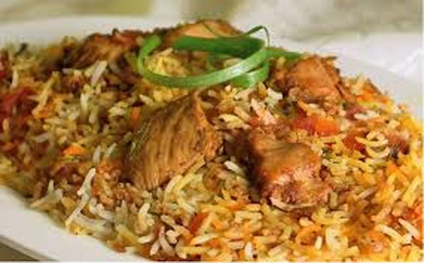 Dum biryani in hyderabad Special Food In India