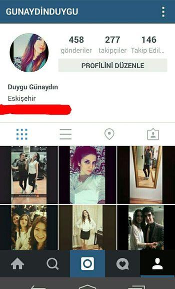 Follow Me On ınstagram ! #follow #follow #follow That's Me Followmyinstagram Ilovemyinstagram