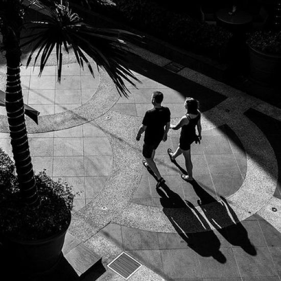 Daylight Damansara Thecurve Streetphotography Shopping Food Blackandwhite Building Silhouette Outdoor Together Couple