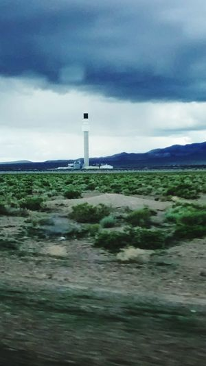Tonopah solar plant/technology in nature/middle of nowhere central nv The Great Outdoors With Adobe Check This Out