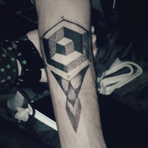 Tattoo Geometric Tatttoo