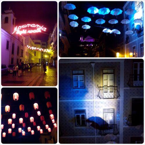 Nighlights, shades and textures... Esta Lisboa, Night Lights, Streetphotography , Mouraria