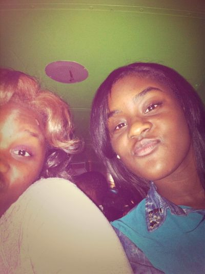 Me & My Main Bvtch :)
