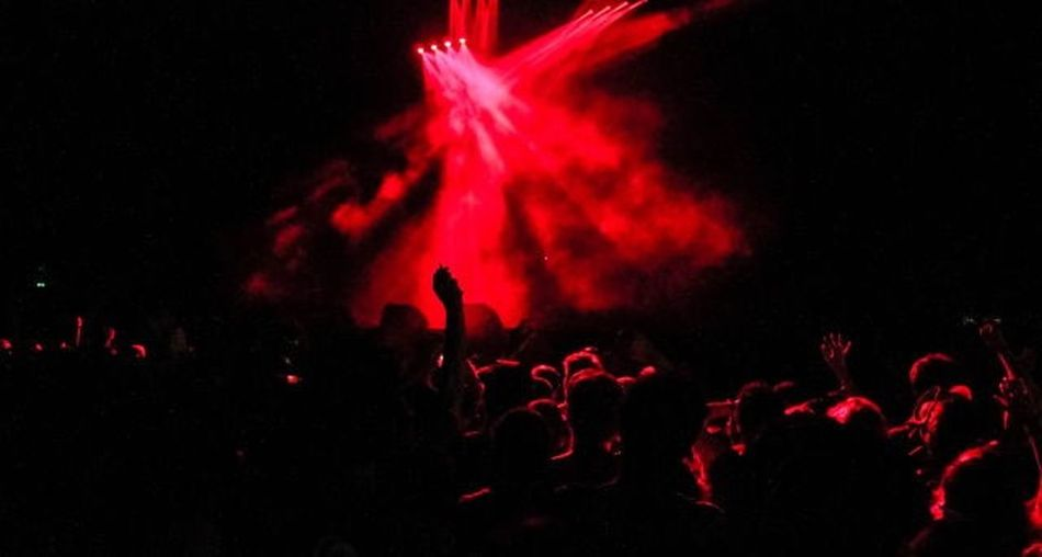 Concert Photography Gramatik Live Rock En Seine Music Dance For The Love Of Music