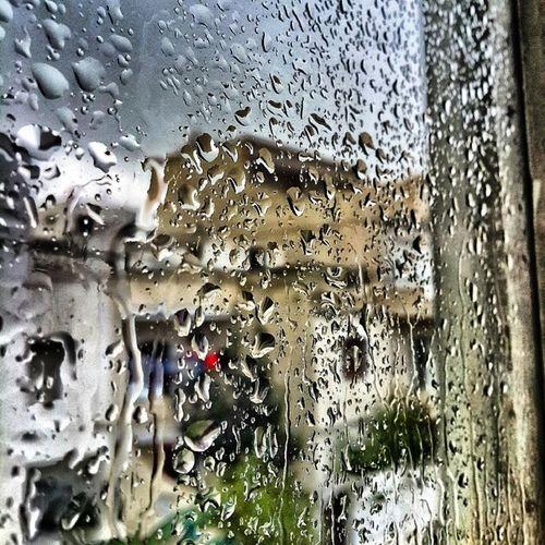 Pluie  Window Piove