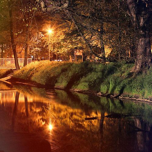 ...still waters... Destination Darkness Night Photography Prague Sleepless Nights Alone In The Dark Nightshot