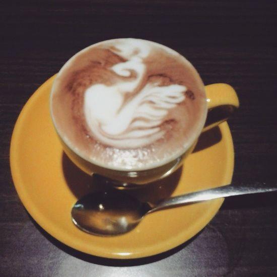 My first swan on capp! Cappuccino Lattearttoday Latteart Latteporn lattemonster coffeesesh coffeegeek coffeeporn coffeegram coffeeaddict coffeeholic baristadiary baristaday instabarista instacoffee instaphoto instaday instadaily anakkopi hobikopi espressoday espressoyourself bluemobycoffee indonesia