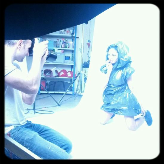 photoshoot with exciting outfits :)