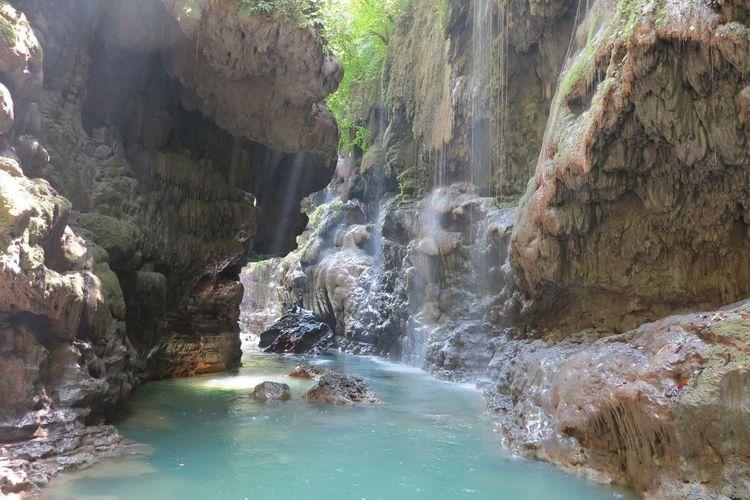 Beauty In Nature Green Canyon Bandung INDONESIA