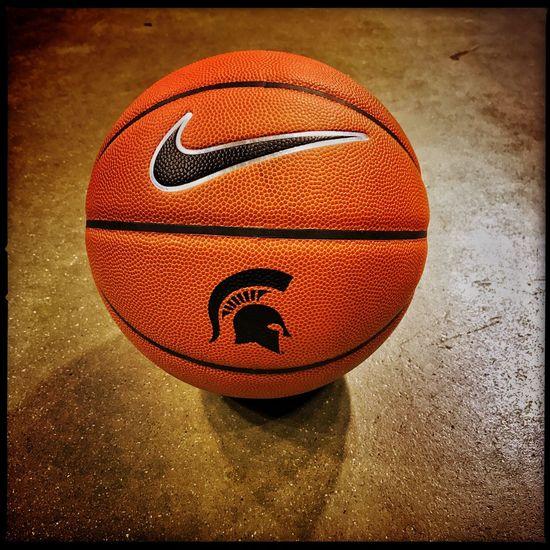 Shooting media day for Michigan State Basketball