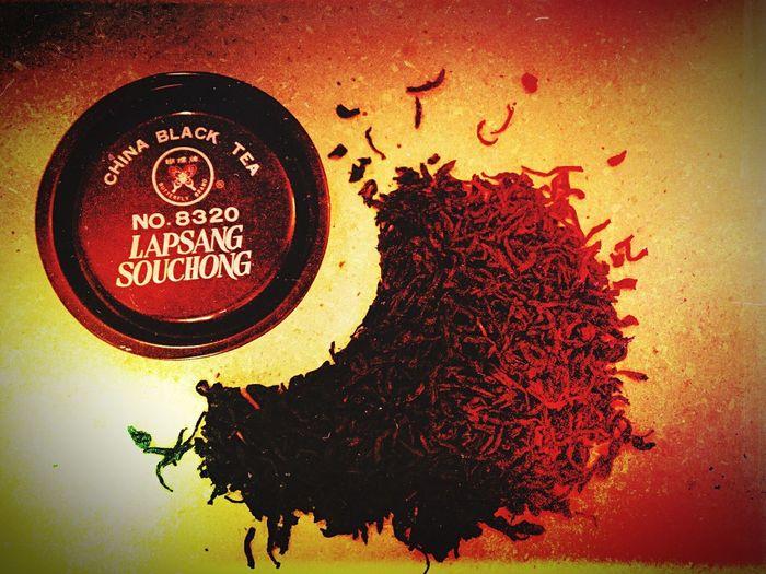 Tea LapsangSouchong