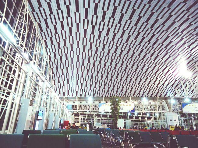 Waitingroom Travelling Sultan Hasanuddin internationalAirport