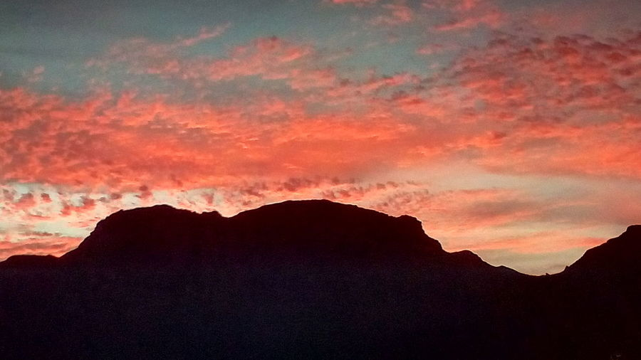 BEAUTIFIL SUNSET Mountain Sunset Red Awe Dramatic Sky Silhouette