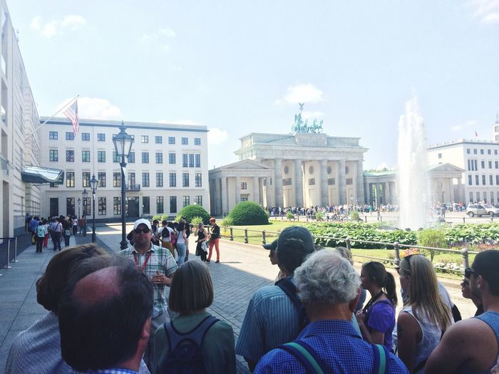 being a Tourist GetYourGuide Cityscapes