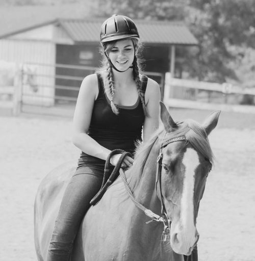 When riding, we borrow freedom <3 Equinelife Equine Horse <3 Horse