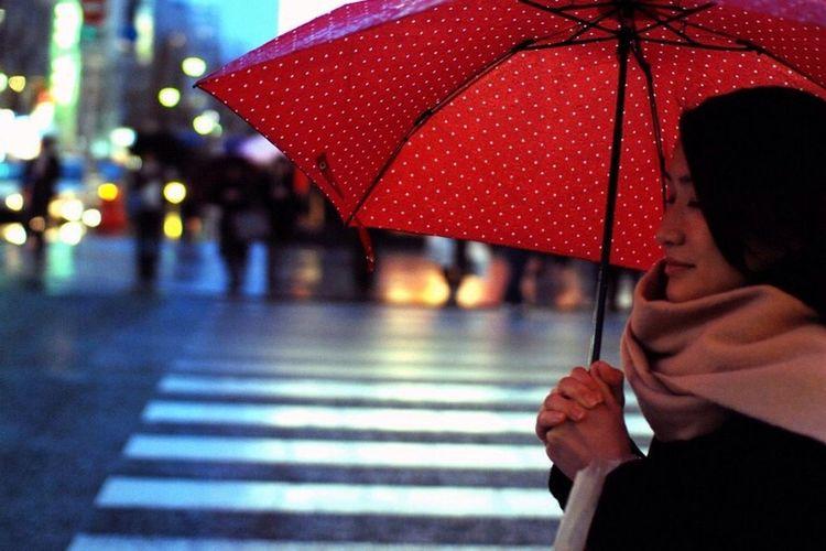 Rainy Days Street Photography Nightphotography Night Lights Tokyo Dreaming