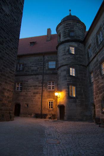 Festung Rosenberg in Kronach Kronach Festung Festung Rosenberg Frankenwald