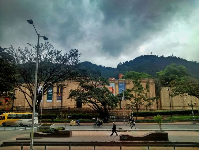 Antiguo panóptico de Cundinamarca ahora museo. Learning Walking Around Taking Photos Architecture Art Gallery Historical Building Building Getting Inspired My City