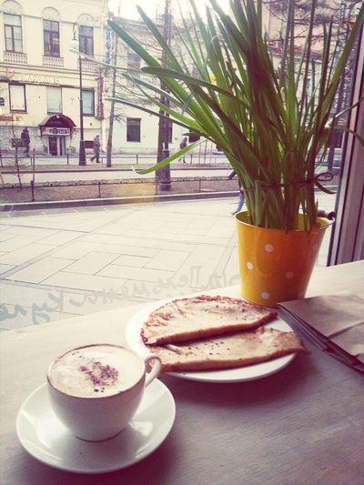 Breakfast Good Morning Maslenitsa