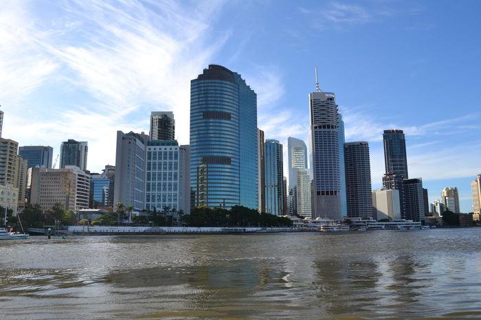 Australia Brisbane Brisbane Australia Brisbane CBD Brisbane City Brisbane River Downtown District Skyscraper
