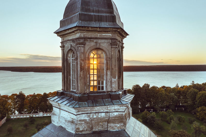 Pazaislis Monastery Drone  Aerial View Aerial Mavic 2 Mavic 2 Pro Europe Lietuva Autumn DJI X Eyeem Pazaislis Monastery Pazaislis Monestery Pažaislis Architecture Sky Water Built Structure Sunset Nature History The Past No People Sea Travel Destinations Scenics - Nature Beauty In Nature Tourism Tranquil Scene Tranquility Travel Building Exterior Outdoors Horizon Over Water Architectural Column