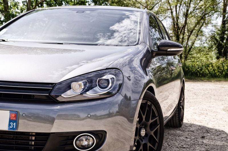 Car Day No People Outdoors Volkswagen Golf Mk6