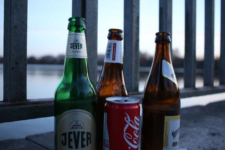 Bier Cola Getränke Hannover Herri Maschsee Pfand Wasser