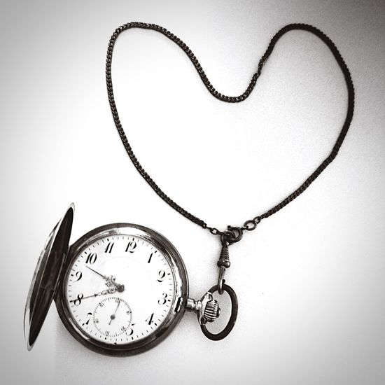 EyeEm Selects Time No People Clock Close-up Clock Face Minute Hand Day Pocket Watch Metal Work Heart Shape Watch Single Object