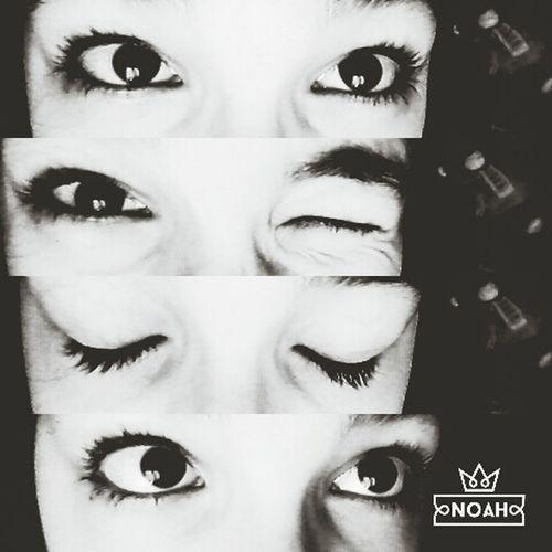 Eyes Black Beautifuleyes Seszynprofeszyn Ideolo