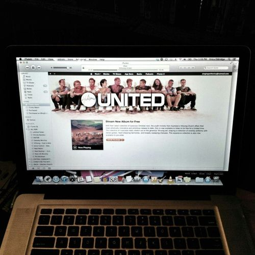 Previewing the new United Hillsong Zion cd! So amazing!!! Zion Welcomezion HillsongUnited