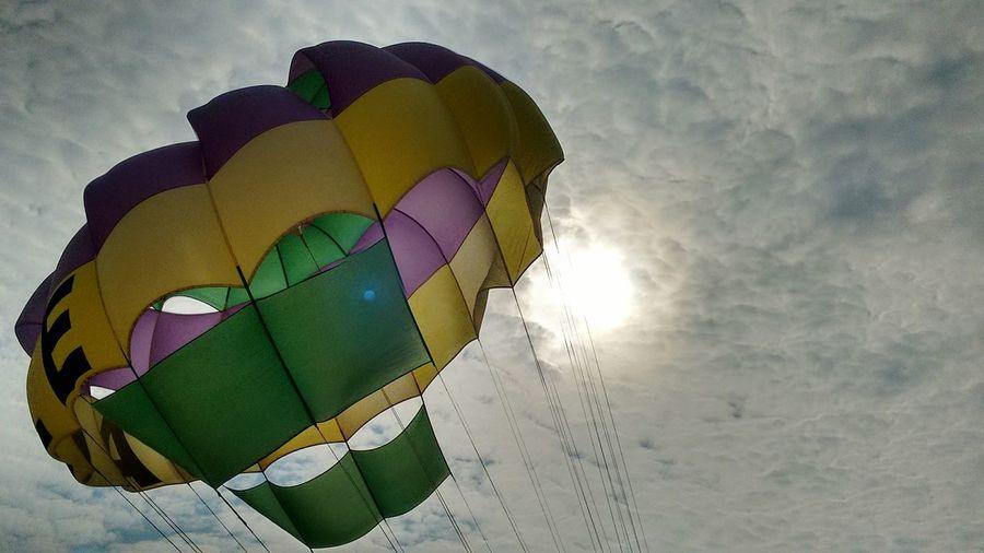 """Up Up & Away"" -Malpe Hotairballoon First Eyeem Photo"