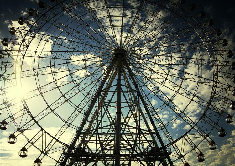 日本 愛知県 モリコロパーク 観覧車 Ferris Wheel EyeEm Best Shots