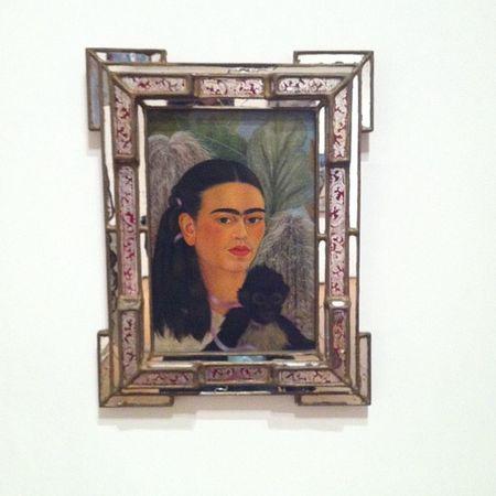 Frida Kahlo Moma Newyork
