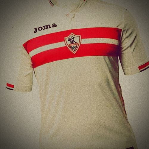 The new shirt of Zamalek SC💪💪💪💖💖