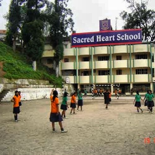 School Sacredheart Kurseong Childhood Girls WestBengal Ground Missin my school days......