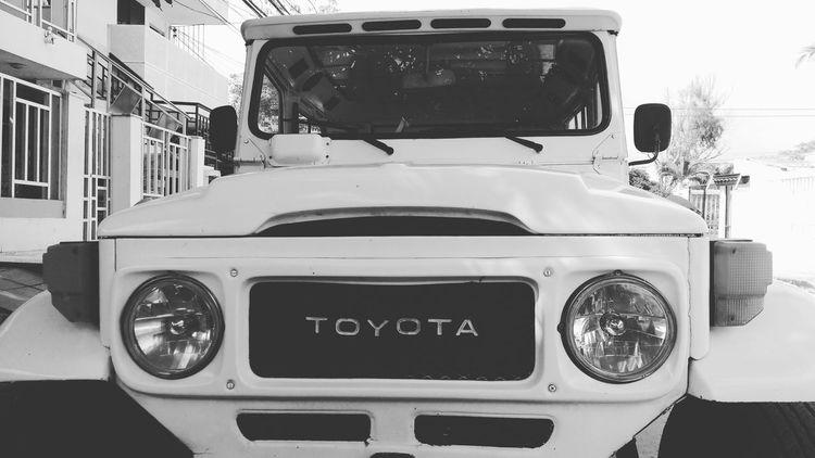 Toyota Landcruiser  4x4 Oldschool Oldcars Clasic